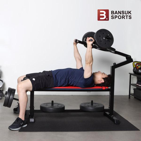 [반석스포츠] 스케일 해머벤치/벤치프레스/헬스기구/운동기구/웨이트/평벤치