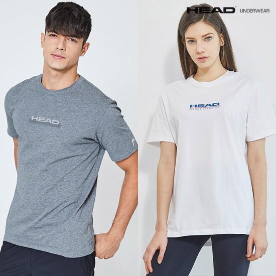 [오플]헤드 로고 면티셔츠 패키지_인하
