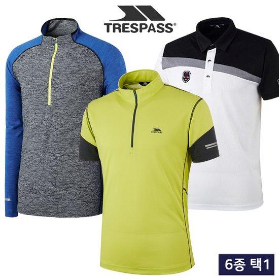 [트레스패스] UV차단 남성 티셔츠 자켓 균일가 6종 택1_245021