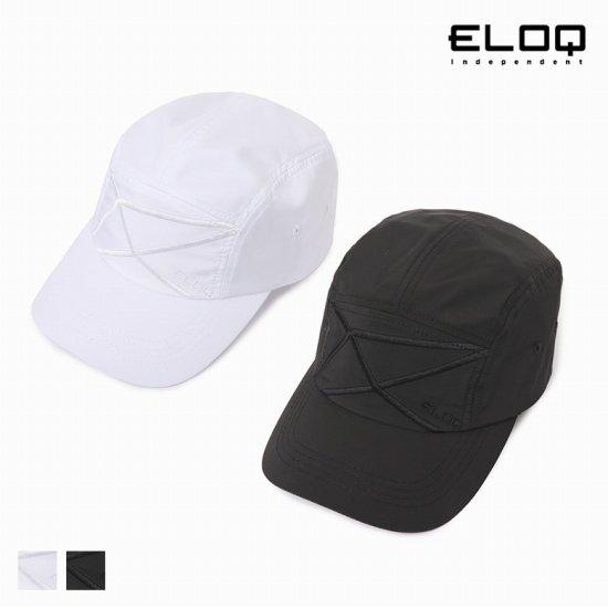[ELOQ]공용 절개 아트웍 캠프캡B174MCP102U