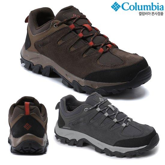 컬럼비아 남성 워터프루프 등산화 CZ5-BM5528