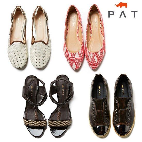 [PAT 여성] 발이 편한 여름 샌들/슈즈 6종택일