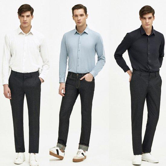 디어젠틀맨 베이직 남성셔츠