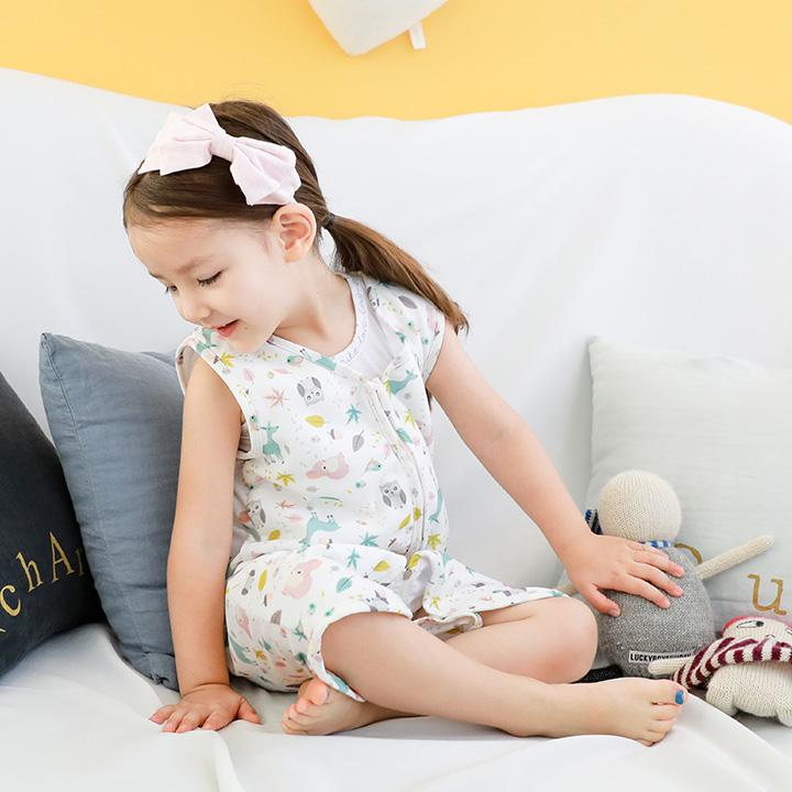 베베누보 클래식 여름 수면조끼