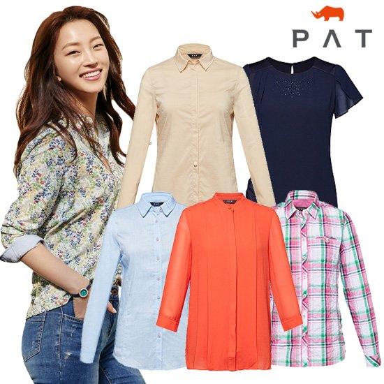 [PAT 여성 균일가] 봄부터 여름까비~ 블라우스/셔츠 14종택일