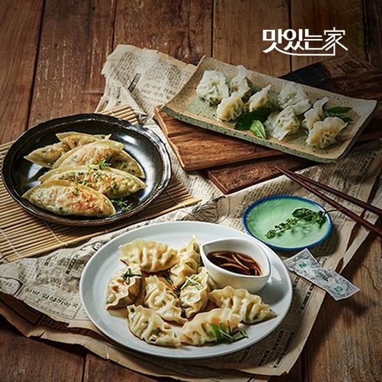 [맛있는家] 72년 전통 취영루 만두 2+2