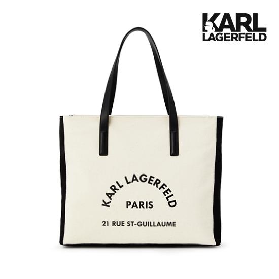 [Karl Lagerfeld] 칼라거펠트 오리지널 바게트백