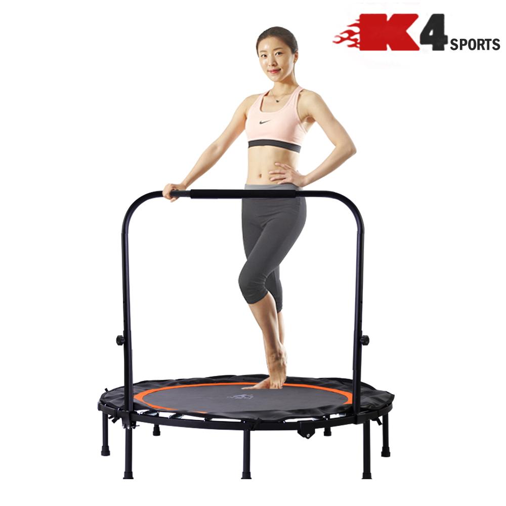 K4스포츠아몸디 K4-328 점핑다이어트 원터치원형트램폴린 48인치