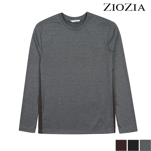 지오지아사이드 배색 포인트 티셔츠 ADX3TR1903_1st