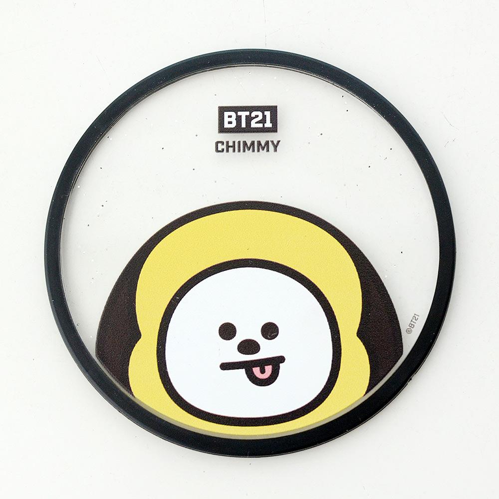 BT21 코스터컵받침_CHIMMY