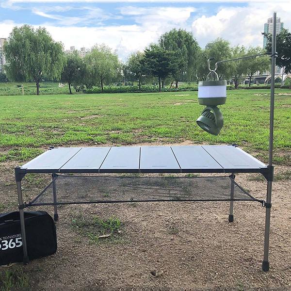 [캠프365]심플 초경량 조립형 테이블 3-4인용
