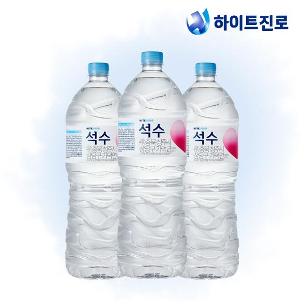 하이트진로 석수 2L x 12병 생수/무료배송