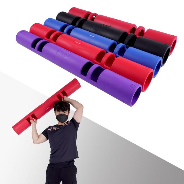 바이퍼 Vipr 6kg 다양한 동작의 스윙과 스쿼트 응용기구