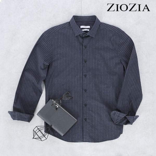 지오지아모노깅엄 체크 셔츠 I ABX3WC1109_1st