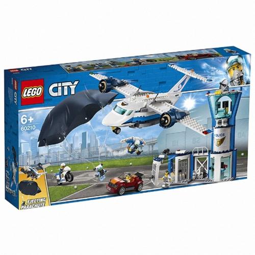 [레고]시티 60210 하늘의 경찰 공중 작전 기지
