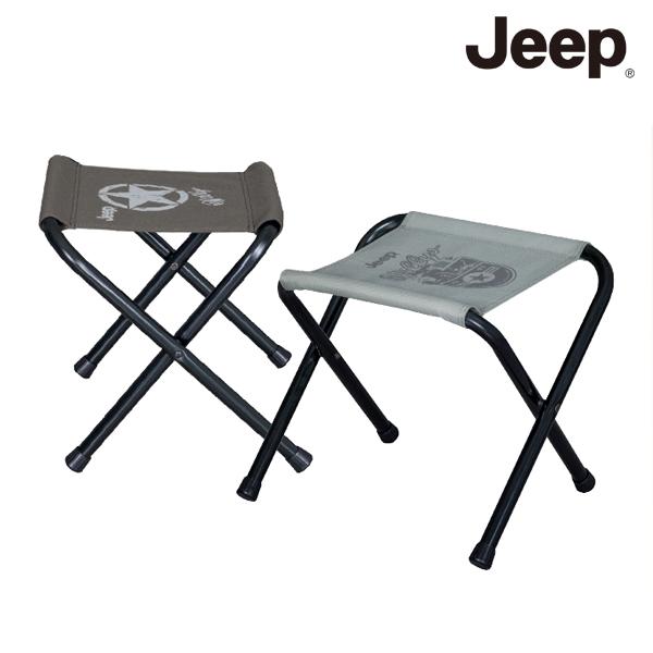 [지프] 윌리스 비비큐 체어2개 1세트 - 캠핑의자