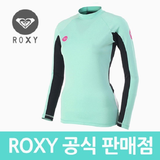 [매장정품] 록시 래쉬가드 XY2 CBW R521RS034