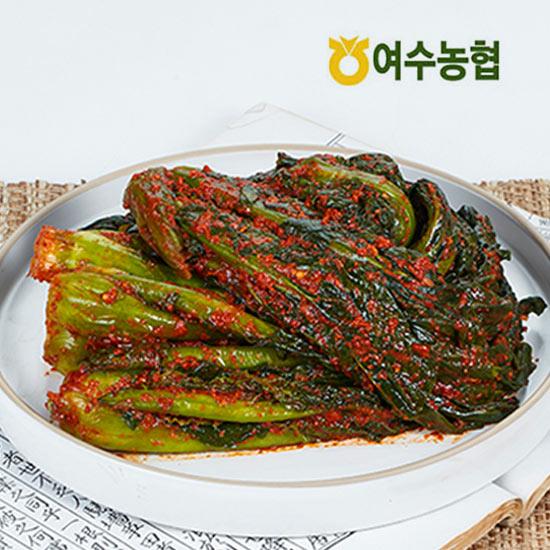2kg 실속구성 GOD김치 1만원대 무배 방송상품 여수농협 갓김치