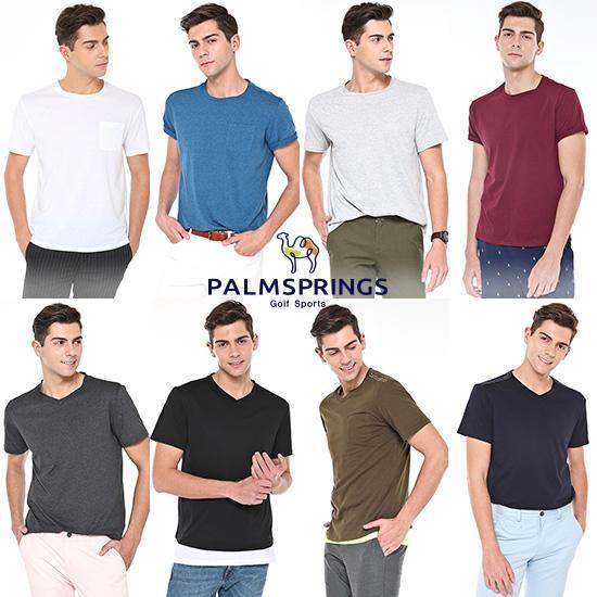 [팜스프링스] 남성 리프레쉬 데일리 티셔츠