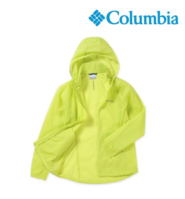 컬럼비아 [CW2YL3624] 여성 캐드론 패스 재킷