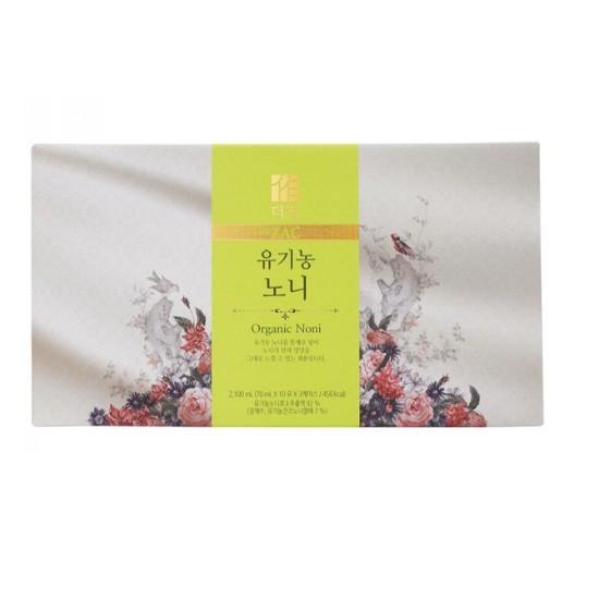 [더작] 유기농 발효 노니