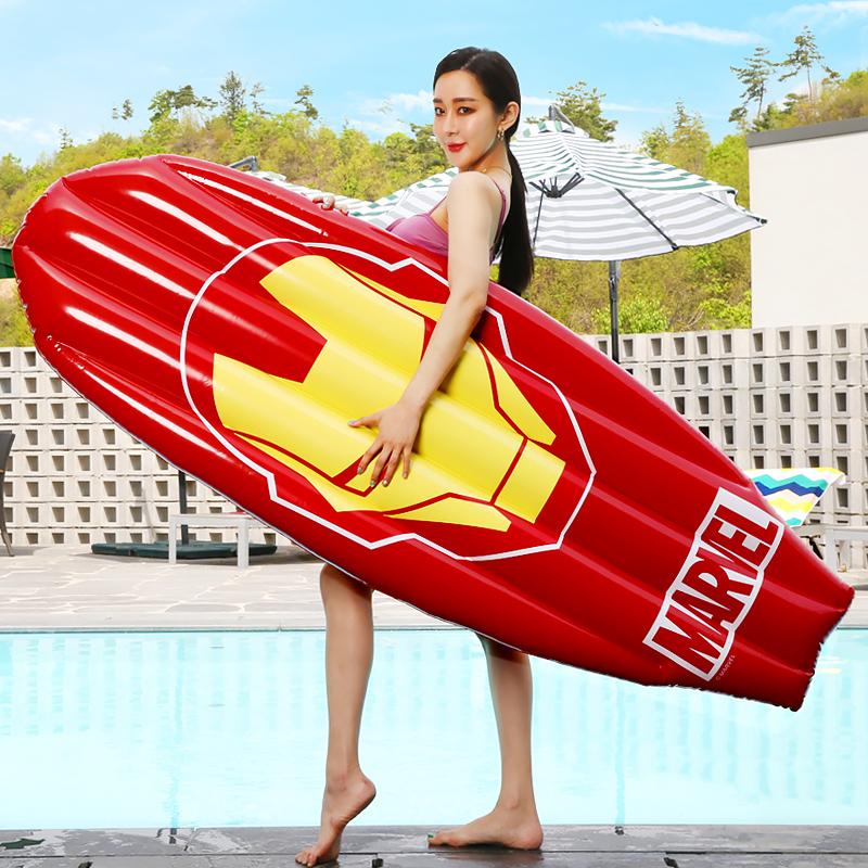 아이언맨 서핑 튜브/물놀이용품/보트/수영용품/서핑튜브/대형튜