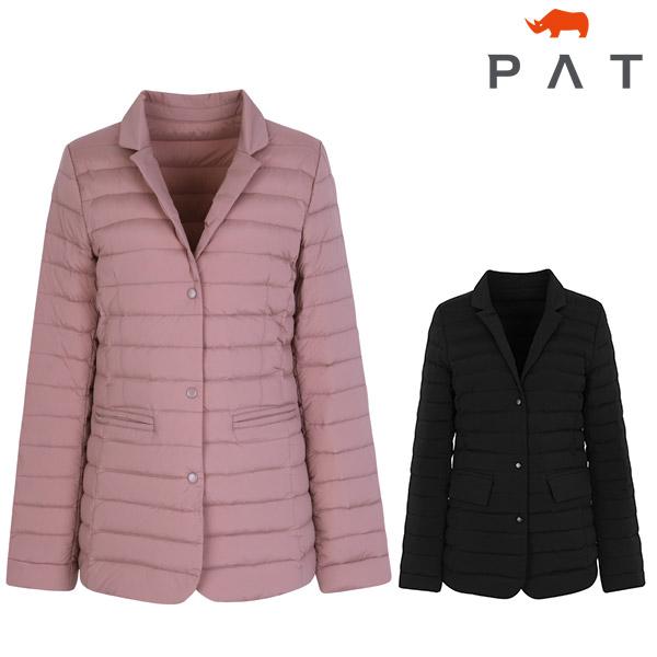 PAT 여성 테일러드 구스다운 자켓-1D82002
