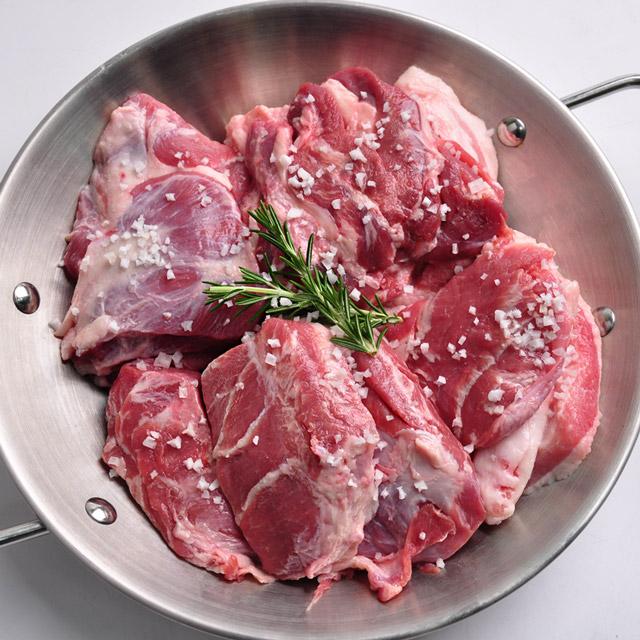 [국내산 돼지] 뒷고기모듬 1kg 골라담기