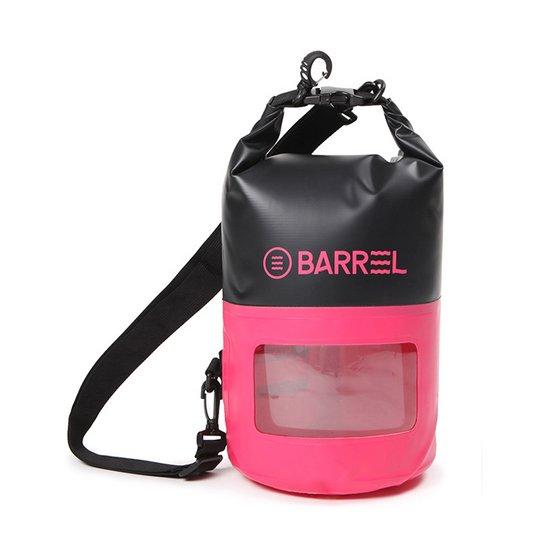 배럴 투톤 드라이 백 10L 핑크/블랙 BW7BDBA001PKB10L