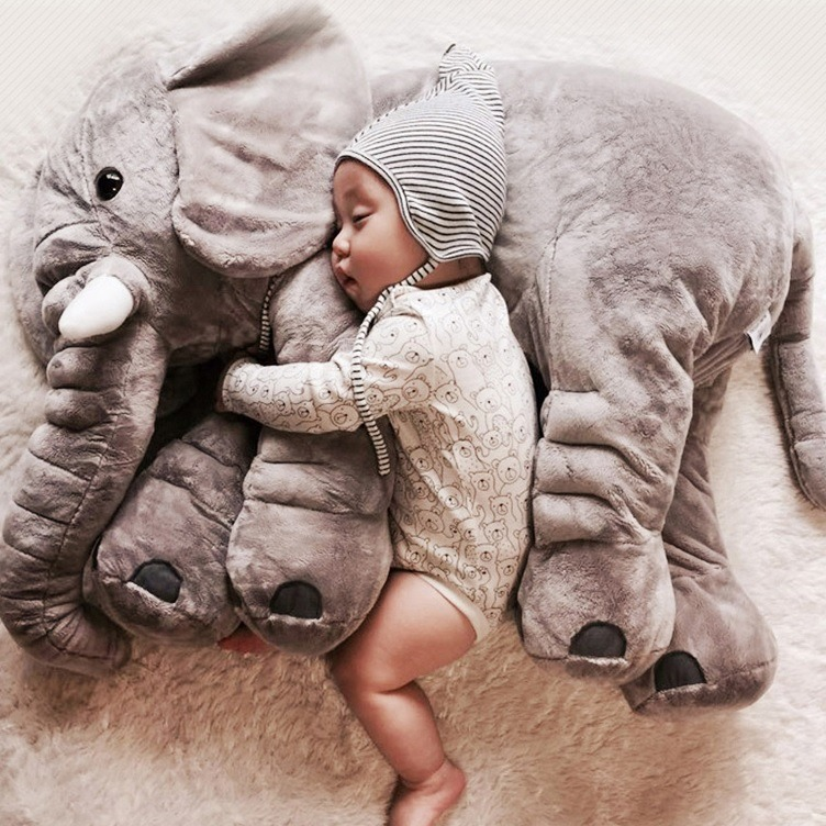블랑가또 코끼리애착인형 특대