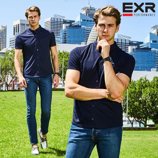 [EXR] 남성 데일리 셔츠 다크네이비