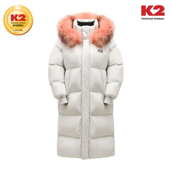 K2  여성 AGNES아그네스 RDS SNOW KWW18572FI