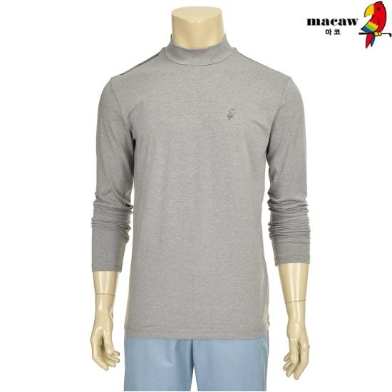 마코 남성 하이넥 티셔츠 4MG4M3TH90_15