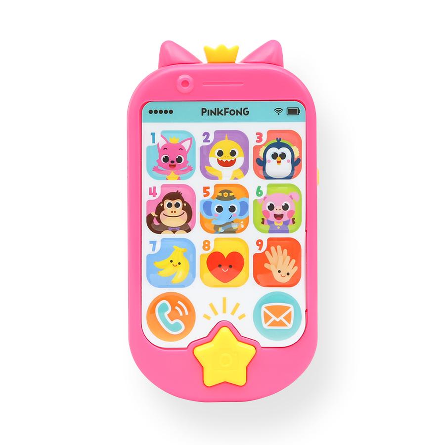 [핑크퐁] 팝업 스마트폰