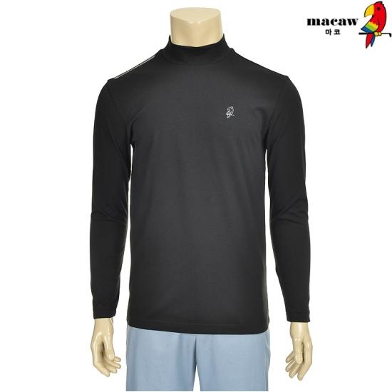 마코 남성 하이넥 티셔츠 4MG4M3TH90_17