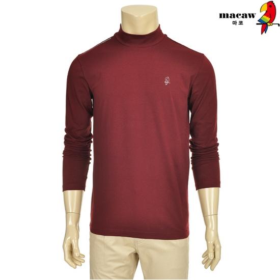 마코 남성 하이넥 티셔츠 4MG4M3TH90_36