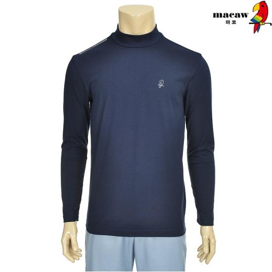 마코 남성 하이넥 티셔츠 4MG4M3TH90_68