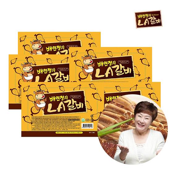 [오플]배연정 LA갈비 총 5팩