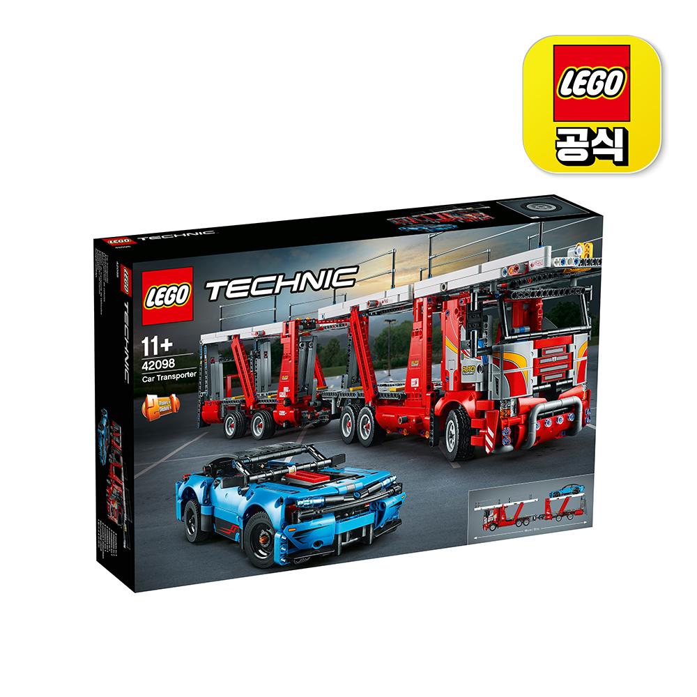 [레고] 42098 자동차 운반트럭