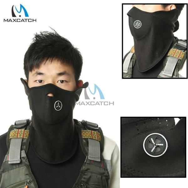[MAXCATCH]방한 자외선 차단 안면 마스크 낚시용품