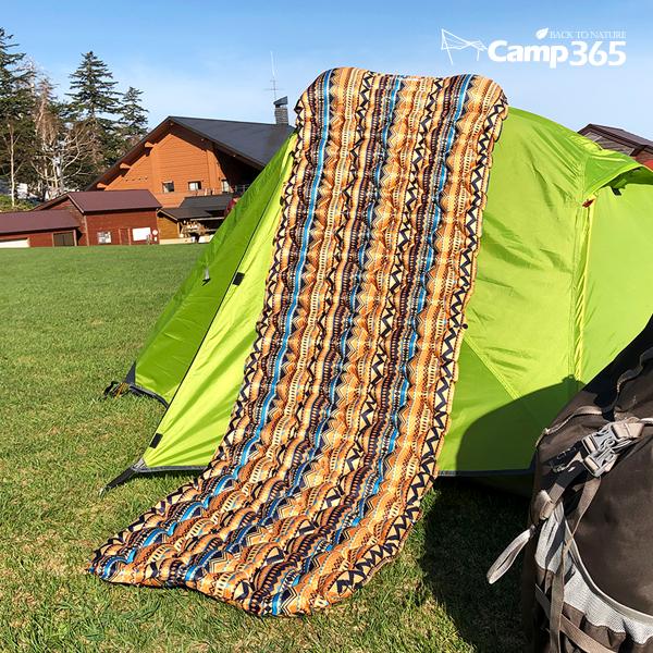 [캠프365]초경량 에어매트 캠핑 백패킹 베개일체형