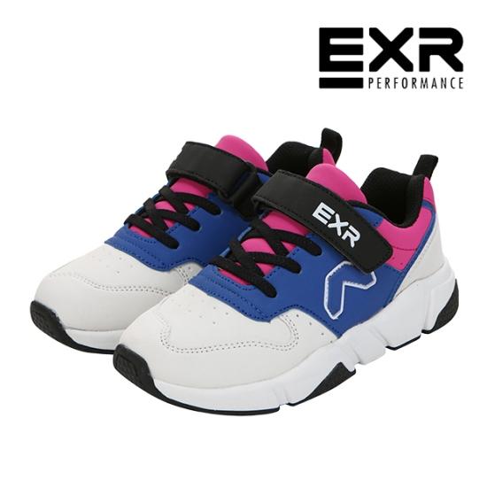 EXR 정품 키즈운동화 아동운동화 쿠키 블루핑크블랙