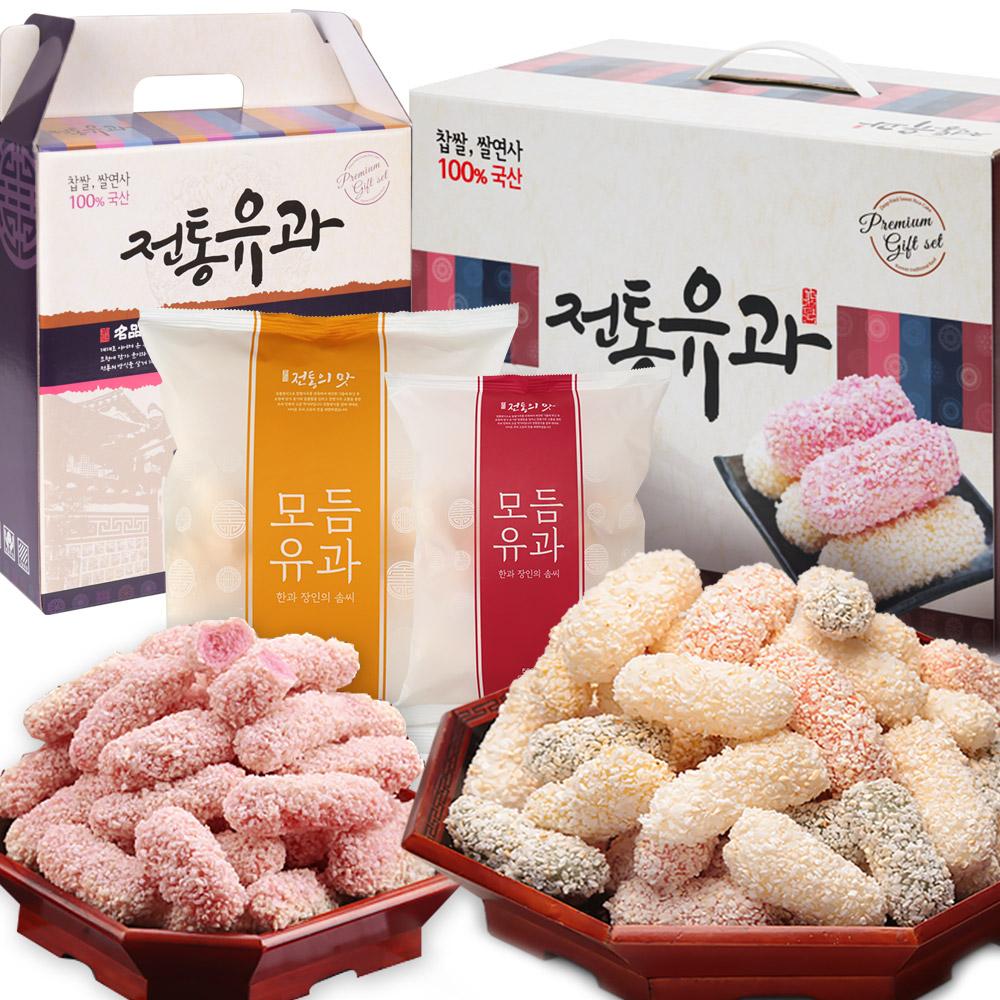 [名品김가네한과] 한과/유과 명절선물세트