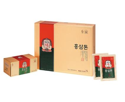 [정관장][new]홍삼톤 50mlx60포/1박스