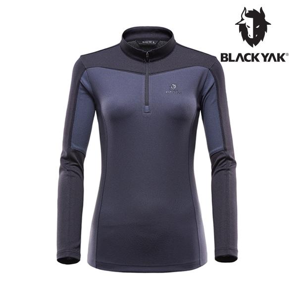 블랙야크 여성 B3XR7 긴팔티셔츠 1BYTSF6507