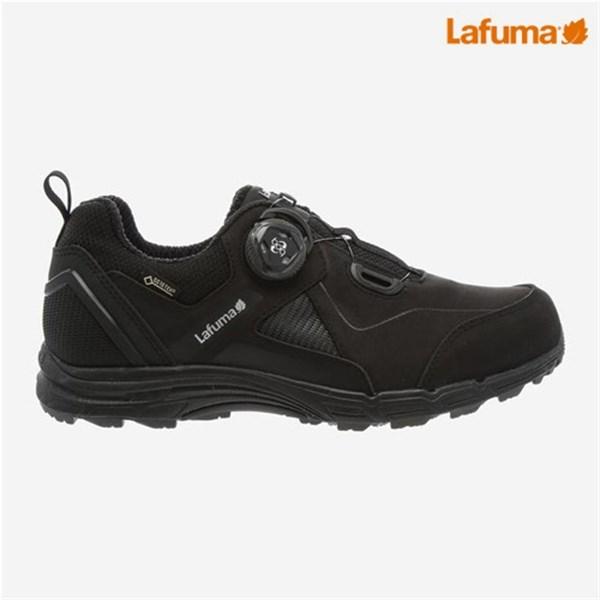 [하프클럽/라푸마]라푸마 블랙 SHAPER 남녀공용 등산화 LSOS7G..