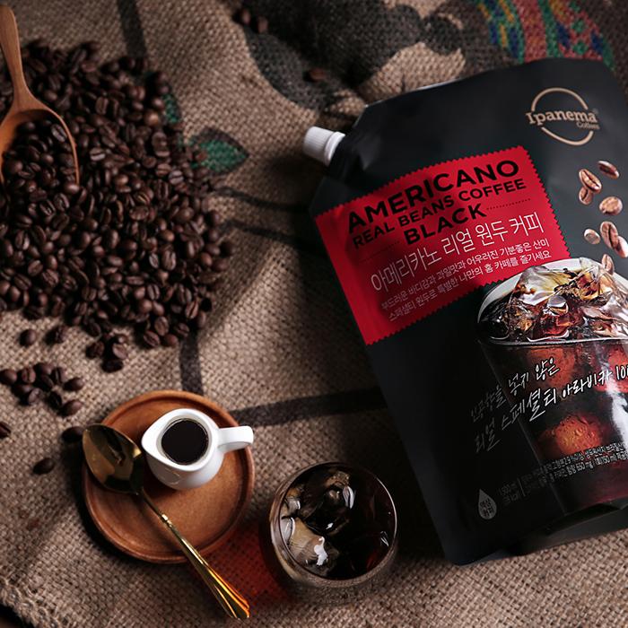 스페셜티 커피 아메리카노 1.5L 1팩