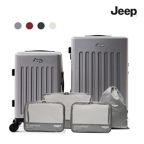 지프 캐리어 세트 Jeep PUNK 24형 20형 캐리어세트