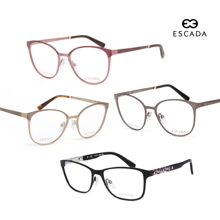 에스까다 명품 안경테 4종 택1