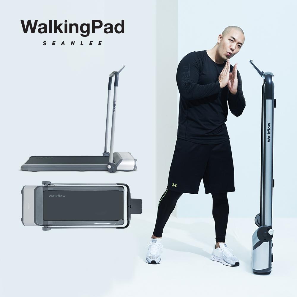 리퍼 숀리 슬림 워킹패드/워킹머신/걷기운동/8km